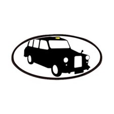 London Taxi Patches