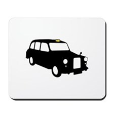 London Taxi Mousepad