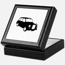 London Taxi Keepsake Box