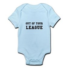 Out Of League Body Suit