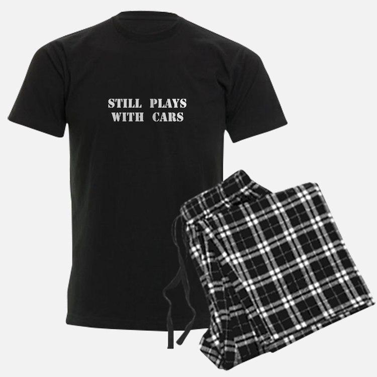 Plays With Cars Pajamas
