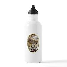 Kitty Hawk Police Water Bottle