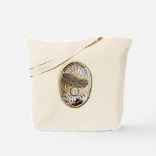 Kitty Hawk Police Tote Bag