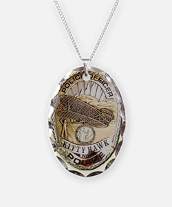 Kitty Hawk Police Necklace