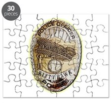 Kitty Hawk Police Puzzle