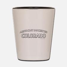 Aristocrat Ranchettes Colorado Shot Glass