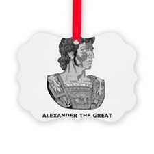 Alexander Is My Homeboy Ornament