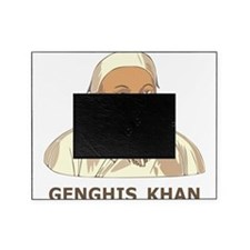 Genghis Khan Picture Frame