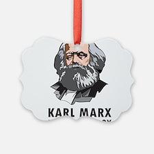 Karl Marx Is My Homeboy Ornament