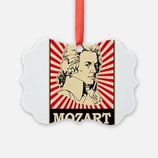 Pop Art Mozart Ornament