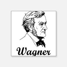 """Wagner Square Sticker 3"""" x 3"""""""