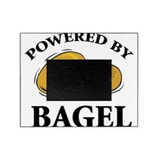 Powered By Bagel Picture Frame
