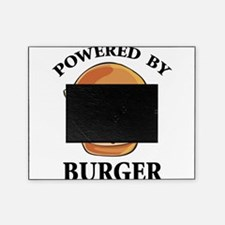 Powered By Burger Picture Frame