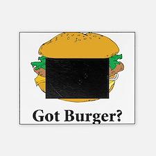 Got Burger Picture Frame