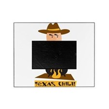 Texas Chili Picture Frame