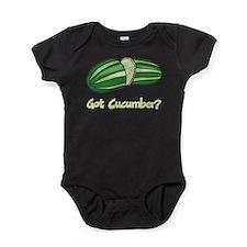 Got Cucumber Baby Bodysuit