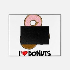 I Love Donuts Picture Frame