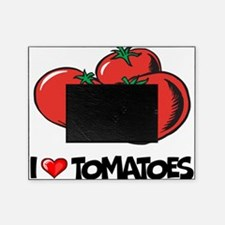 I Love Tomatoes Picture Frame