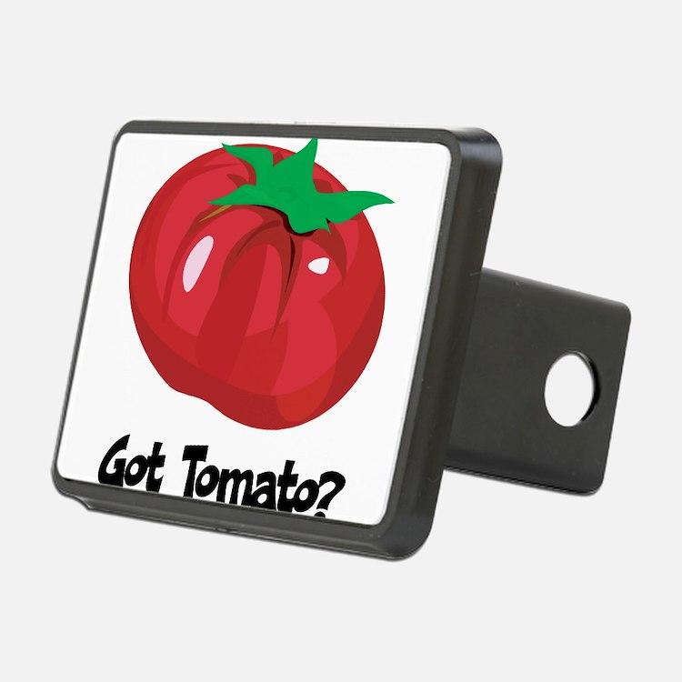 Got Tomato Hitch Cover