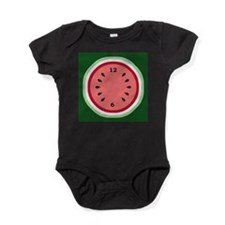 Cute Watermelon Baby Bodysuit