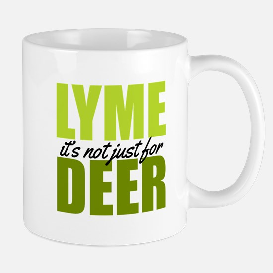 Lyme its not just for deer Mug