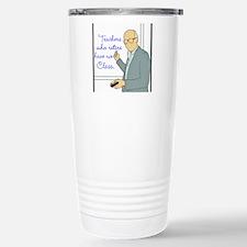 Teachers Retirement Travel Mug
