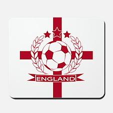 England football soccer Mousepad