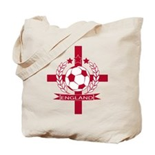 England football soccer Tote Bag
