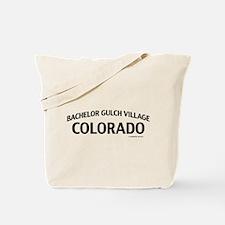 Bachelor Gulch Village Colorado Tote Bag