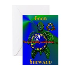 Good Steward Holiday Greeting Cards (Pk of 10)