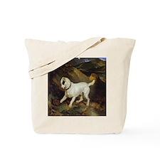 Jocko with Hedgehog Tote Bag