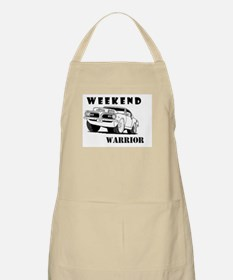 Weekend Warrior at the Drags Apron