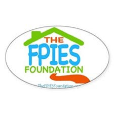 The FPIES Foundation Decal