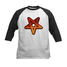 Heavy Metal Pentagram Baseball Jersey