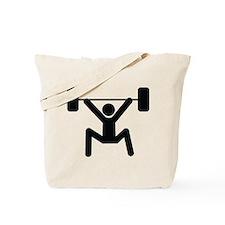 Squats Tote Bag