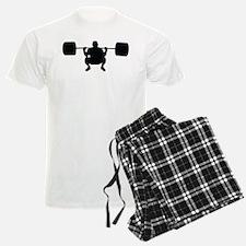 Lifting Weight Pajamas