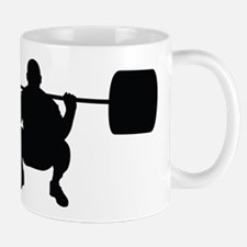 Lifting Weight Mug