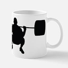 Lifting Weight Small Small Mug