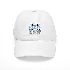 Dad Light Blue Awareness Baseball Cap