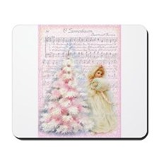 Vintage Oh Christmas tree Mousepad