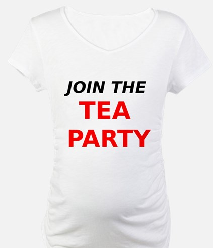 Join the Tea Party Shirt