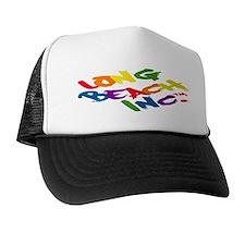 Long Beach Trucker Hat (Gay Pride)