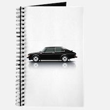 Black Saab 900 Journal