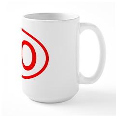 CO Oval - Colorado Mug
