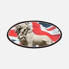 Trafalgar Lions Union Jack Patches