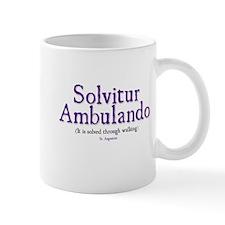 Cute Problem solving Mug