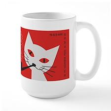 Pipe Cat Mug