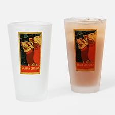 Belka and Strelka Drinking Glass