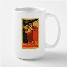 Belka and Strelka Mug