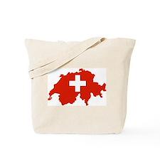 [switzerland] Tote Bag